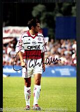 Hasan Salihamidzic Super Großfoto 20x30 cm Bayern München Orig.Sign+14