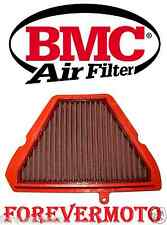 BMC FILTRO ARIA SPORTIVO AIR FILTER PER TRIUMPH SPEED TRIPLE 1050 2008 2009 2010