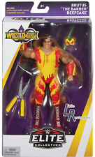 Wwe Wrestle Mania elite Brutus Beefcake Action figure Mattel Fmh77