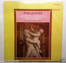Marga Bauml, Walter Klasinc on Mace SM 9025 Paganini