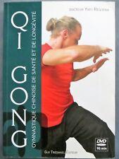 Qi Gong, Gymnastique chinoise de santé et de longévité, DVD 90 min.
