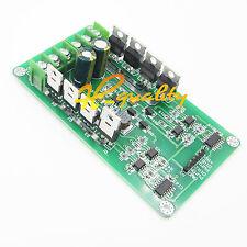 Dual Motor Driver Module Board H-bridge DC 3 -36V 10A MOSFET IRF3205
