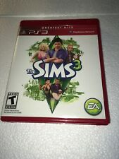 The Sims 3 (Sony PlayStation 3, 2010)