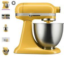 KitchenAid Artisan Mini 3.5 Quart Tilt-Head Stand Mixer - Buttercup - Closeout