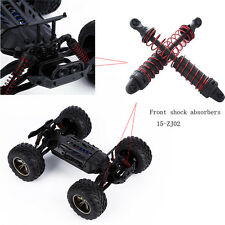 2pcs 15-ZJ02 RC Car Front Shock Absorber Spare Part for S911/S912 RC Racing Car