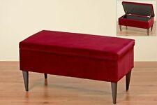 Muebles de color principal rojo para la cocina