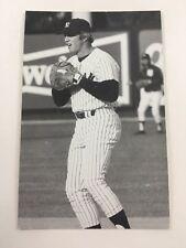 Butch Hobson (1983) New York Yankees Vintage Baseball Postcard NYY
