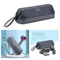 Anti-scratch Hairdryer Organizer Case Zipper Bag Large Capacity for Dyson