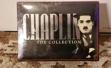 Charlie Chaplin The Collection 10 Volume VHS Set