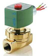 "ASCO 8220G407 3/4"" NPT 2-Way Steam & Hot Water Solenoid Valve 120VAC 3/4"""