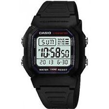 Casio Retro Classic Simple 100m Water Resistant Digital Sports Watch W800h-1av