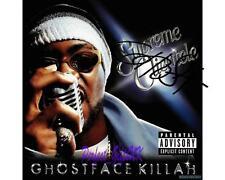 Ghostface Killah - Supreme Clientele SIGNED AUTOGRAPHED 10X8 PRE-PRINT PHOTO