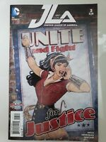 JLA / JUSTICE LEAGUE OF AMERICA #1-8 (2015) FULL! BOMBSHELL! VARIANTS! HITCH NM