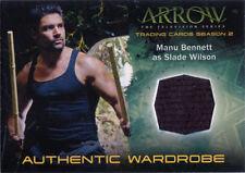 Arrow Season 2 Costume Card M15 Manu Bennet as Slade Wilson