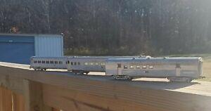 klein Railway Three Silver Color Model Trains Set no 8129, 8240, 4911