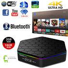 T95Z S912 Plus 1080P 4K Android 6.0 Smart TV Box WiFi 3D Octa Core Media Player