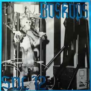 BOSKOPS SOL 12 LP  (1990 Snake Records)