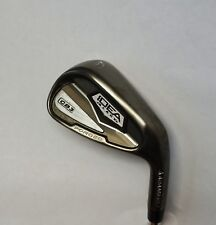 Adams Idea Black CB3 Forged Gap Wedge KBS Tour 90 Stiff Steel Shaft