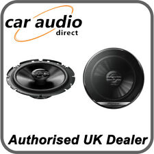 "Pioneer G-Series TS-G1720F - 6.5"" 17cm 300 Watts 2 Way Coaxial Door Speakers BN"