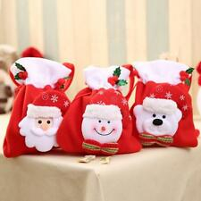 Santa Handbag Xmas Decor Wedding Home Party Candy/Gift Bag Christmas Hot - SUN