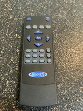 Jensen Car Dvd Remote-Black-FREE SHIPPING