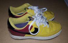 Nike Air Force 1 Premium Portugal World Cup OG  Supreme Vintage Rare Yellow Sz 8
