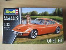Opel GT Oldtimer  ca. 13,8cm *NEU* Revell 1:32