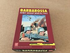 Barbarossa, Army group north, 1941 by GMT games - unpunched