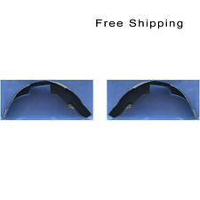 Inner Fender Splash Shield Front Set of 2 LH & RH Side Fits Volkswagen Golf