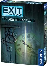 The Abandoned Cabin Exit The Game Escape Room Game Thames & Kosmos