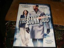 The Bank Job (DVD, 2008, Widescreen Version Francaise) English Subtitles.