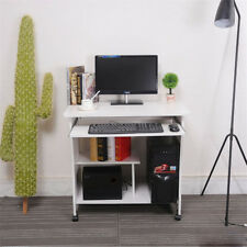 Home Office Furniture Computer PC Desk Wood Laptop Table Study Workstation Hot