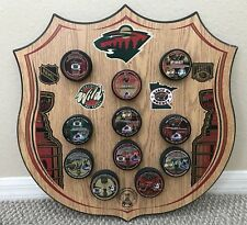 2003 Stanley Cup Playoffs WILD Commemorative Souvenir Plaque NHL Licensed 23x23