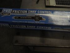 PRO SERIES FRICTION SWAY CONTROL KIT 83660
