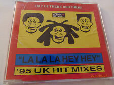 "THE OUTHERE BROTHERS ""LA LA LA HEY HEY"" MCD '95 UK HIT MIXES"