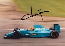 New listing Karl Wendlinger Hand Signed 7x5 Photo - Formula 1 Autograph F1.