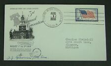 3rd Annual Conv ~ Am FDC Soc ~ Nat Phil Museum (Art Craft) (#1093) Autogrphed #4