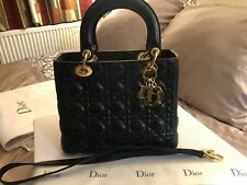❥❥❥Christian Dior Black ❥❥❥Handbag medium