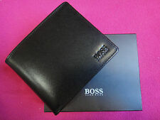 BRAND NEW DESIGNER HUGO BOSS 'ASOLO' NEW MEN BIFOLD WALLET.