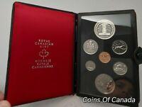 1977 Canada 7 Coin Prestige Silver Dollar Specimen Set ORIGINAL! #coinsofcanada