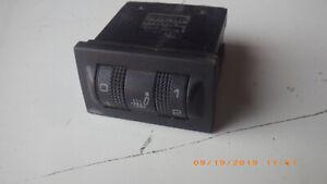 Schalter, Kontakt, Sitzheizung Skoda Octavia I, Teile Nr. 1U6 963 563 A