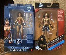 "DC Comics Multiverse WONDER WOMAN 6"" Action Figure BRAND NEW"