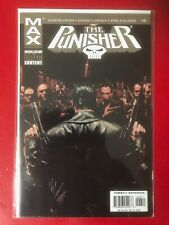 The Punisher # 6. Garth Ennis. NM condition. Bagged & Boarded. Max series