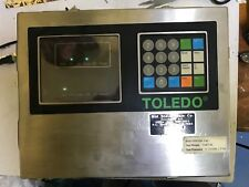 Toledo 8142-1006 Scale, 120V 50/60Hz 0.30 Amps