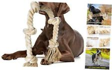 Dog Rope Toys for Large/Medium Aggressive Chewers, Tough Rope Chew Toy, 3