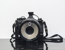 1985. Yashica Dental/Eye Special use SLR, close-up camera.