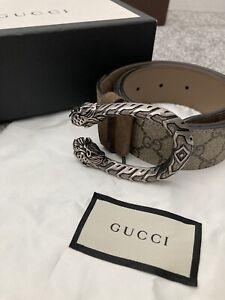 Genuine Gucci Dionysus Belt,75/30 Excellent Condition.