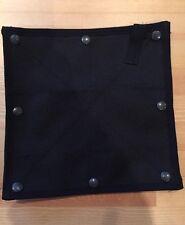 Ex Police Black Arktis Blank Tactical Vest Panel.