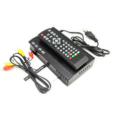 ISDB-T Full HD Definition Digital Terrestrial SET TOP BOX 1080P Receiver PVR USB