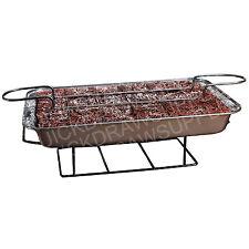Profesional De Cocina Easy Bake Brownie & Pastel Hornear Bandeja & Máquina de Cortar